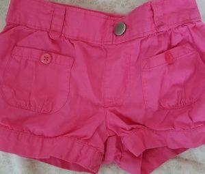 Cute pink Gymboree shorts 3T